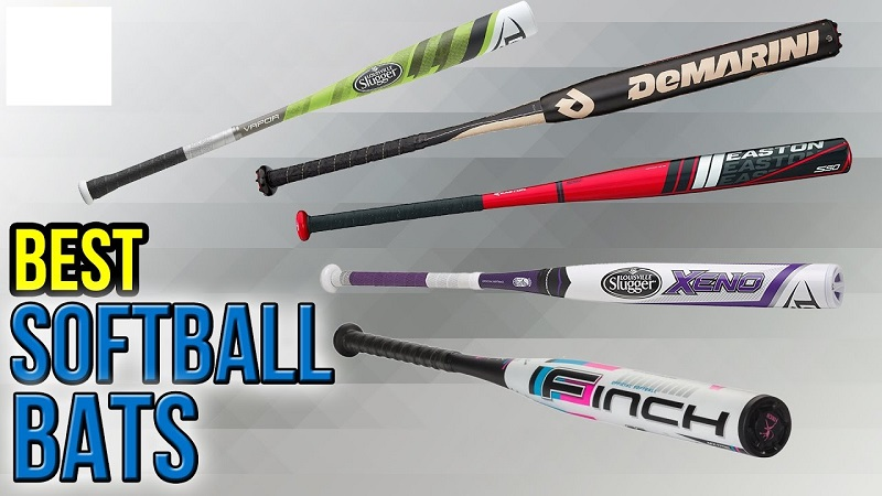 best softball bats