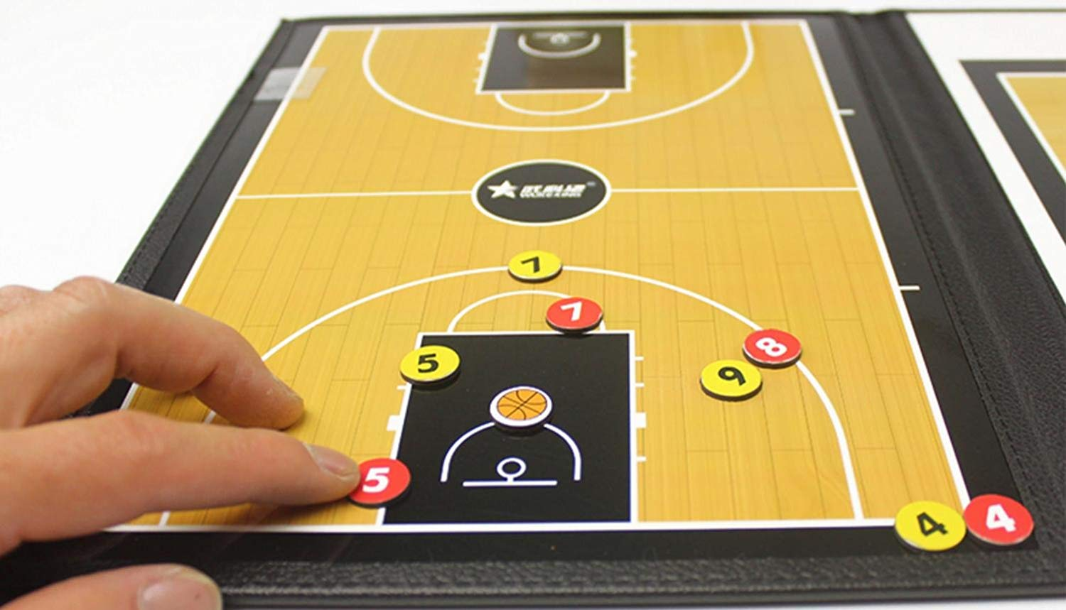 basketball coaching board
