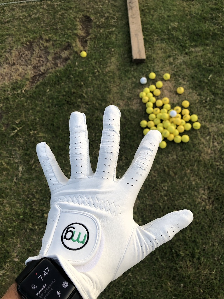 mg golf gloves