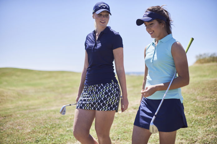 callaway golf apparel